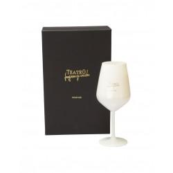 Teatro Fragranze Uniche Candle in Chalice White Divine