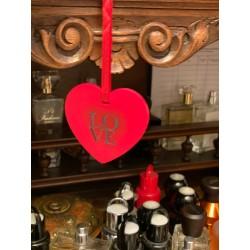 Teatro Fragranze Uniche, LOVE (Luxury collection), HEART Rubben Scented with logo TFU