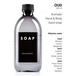 FRAGRART , Soap - OUD 500ml