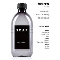 FRAGRART , Soap - GIN ZEN 500ml