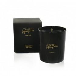 Candle Black Divine 160 gr