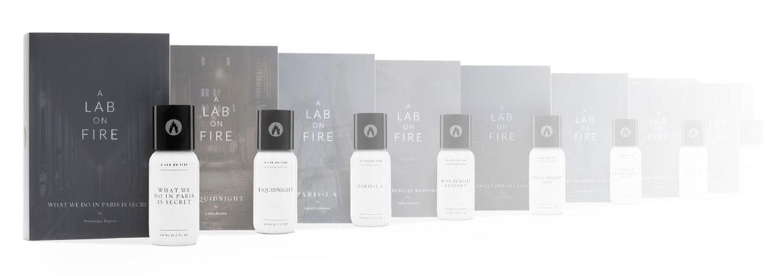 ВСТРЕЧАЙТЕ НОВЫЕ АРОМАТЫ от A Lab on Fire